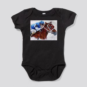 Smarty Jones Baby Bodysuit