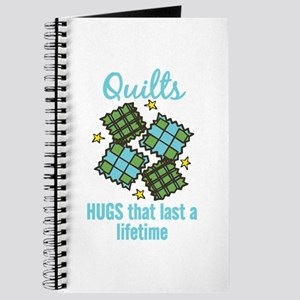 Quilts Last A Lifetime Journal
