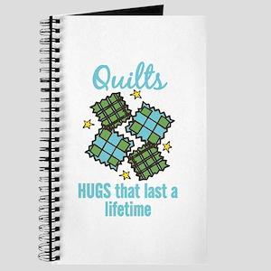 Quilts Last A Lifetime Journal