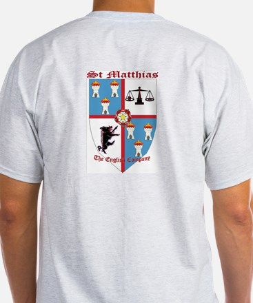 St. Matthias Men's T-Shirt
