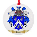 Pinner Round Ornament