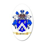 Pinner 20x12 Oval Wall Decal