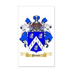 Pinner 20x12 Wall Decal