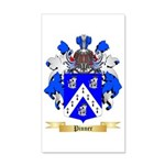 Pinner 35x21 Wall Decal