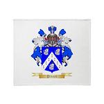 Pinner Throw Blanket
