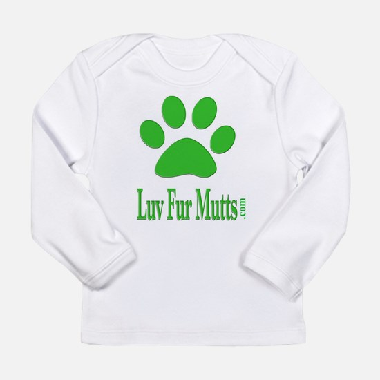 LuvFurMutts Rescue Long Sleeve T-Shirt