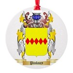 Pinkney Round Ornament