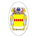 Pinkney Sticker (Oval 50 pk)