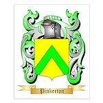 Pinkerton Small Poster