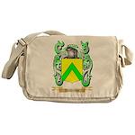 Pinkerton Messenger Bag