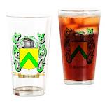 Pinkerton Drinking Glass