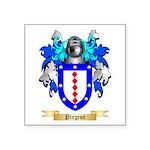 Pingeon Square Sticker 3