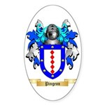 Pingeon Sticker (Oval 50 pk)