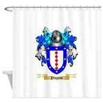 Pingeon Shower Curtain