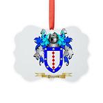 Pingeon Picture Ornament