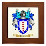 Pingeon Framed Tile