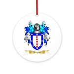 Pingeon Round Ornament
