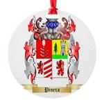 Pinera Round Ornament