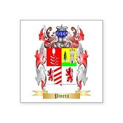 Pinera Square Sticker 3
