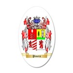 Pinera 35x21 Oval Wall Decal