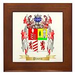 Pinera Framed Tile