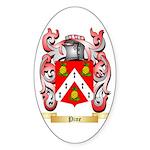 Pine Sticker (Oval 10 pk)