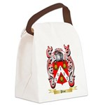 Pine Canvas Lunch Bag