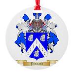 Pindard Round Ornament