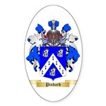 Pindard Sticker (Oval 50 pk)