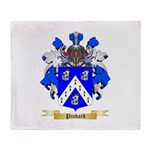 Pindard Throw Blanket