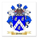 Pindar Square Car Magnet 3