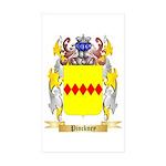 Pinckney Sticker (Rectangle 10 pk)