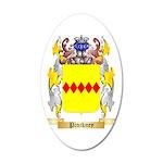 Pinckney 35x21 Oval Wall Decal