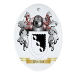 Pinchon Oval Ornament