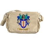 Pinching Messenger Bag