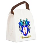 Pinching Canvas Lunch Bag