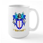 Pinching Large Mug