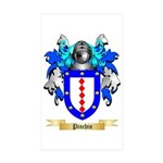 Pinchin Sticker (Rectangle 50 pk)