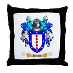 Pinches Throw Pillow