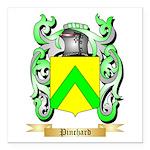 Pinchard Square Car Magnet 3