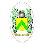 Pinchard Sticker (Oval)