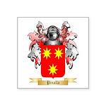 Pinalla Square Sticker 3