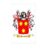 Pinalla Sticker (Rectangle 10 pk)