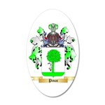 Pinac 20x12 Oval Wall Decal