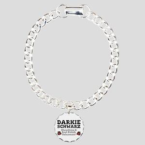 DARKIE SCHWARZ - SHOESHI Charm Bracelet, One Charm