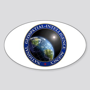 NATIONAL GEOSPATIAL-INTELLIGENCE AGENCY Sticker