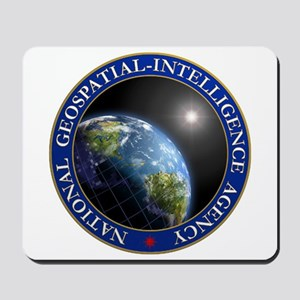 NATIONAL GEOSPATIAL-INTELLIGENCE AGENCY Mousepad