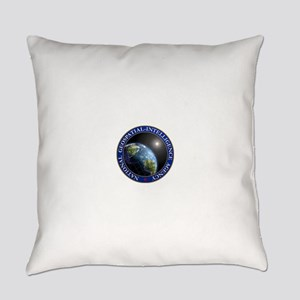 NATIONAL GEOSPATIAL-INTELLIGENCE A Everyday Pillow