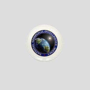 NATIONAL GEOSPATIAL-INTELLIGENCE AGENC Mini Button