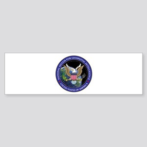 NATIONAL SYSTEM FOR GEOSPATIAL INTE Bumper Sticker
